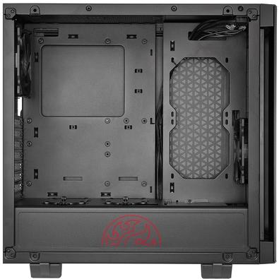 Gabinete Gamer XPG Invader, Mid Tower, ARGB, com FAN, Lateral em Vidro - 75260032