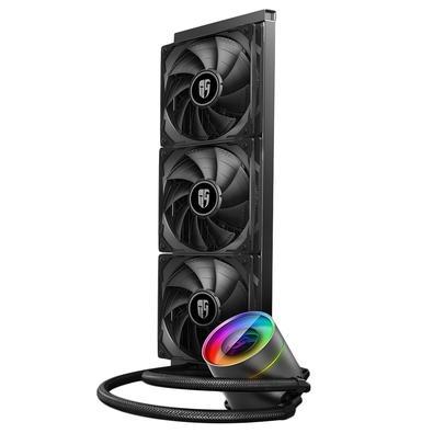 Water Cooler Deepcool Castle 360EX, 360mm, RGB - DP-GS-H12-CSL360EX