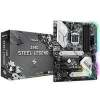 Placa-Mãe ASRock Z390 Steel Legend, Intel 1151, ATX, DDR4