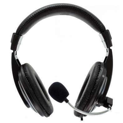 Headset Hoopson Profissional, P2 - F-014PT-20