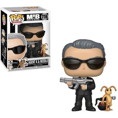 Funko POP! Agent K & Neeble, MIB: Men In Black - 37707