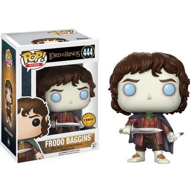 Funko POP! Frodo Baggins w/ Chase, Lord Of The Rings/Hobbit, Edição Limitada - 13551-PX-1TM
