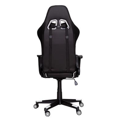 Cadeira Gamer Dazz Prime-X, Black White - 62000011
