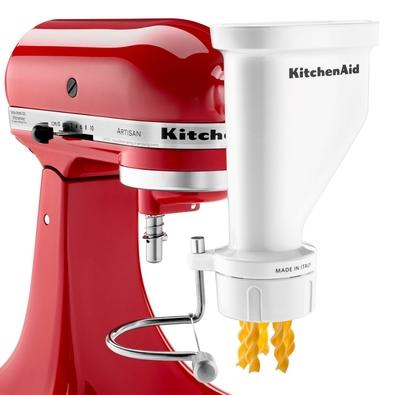 Kit de Modeladores de Massa KitchenAid Pasta Press para Stand Mixer- KI301CXONA