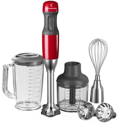 Mixer KitchenAid, 5 Velocidades, 170W, 220V, Empire Red - KEB25AVBNA