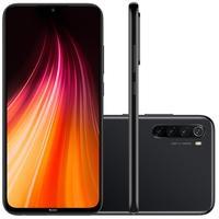 Smartphone Xiaomi Redmi Note 8, 64GB, 48MP, Tela 6.3´, Preto + Capa Protetora - CX286PRE