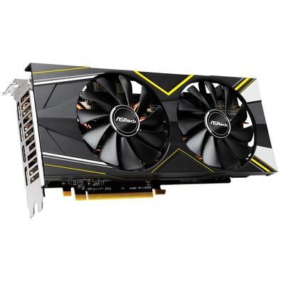 Placa de Video Asrock AMD Radeon RX 5700 XT Challenger D OC, 8GB, GDDR6 - 90-GA18ZZ-00UANZ