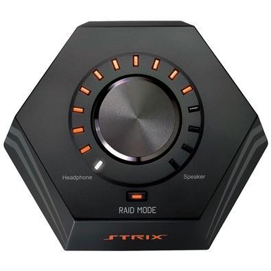 Placa de Som Asus Strix Raid Pro, PCIe, Canal 7.1 - 90YB00I0-M0UA00