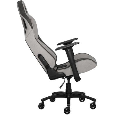 Cadeira Gamer Corsair T3 Rush, Cinza/Carvão - CF-9010031