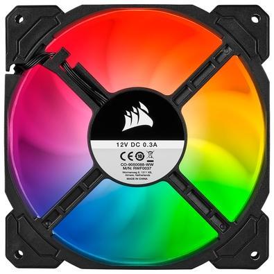 Kit com 2 Cooler FAN Corsair iCUE SP140 RGB Pro, 140mm - CO-9050096-WW