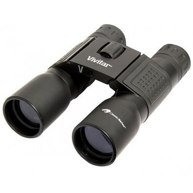 Binóculos para Viagem Vivitar, Ampliação 12x, Lentes 32mm - VIV-GT1232