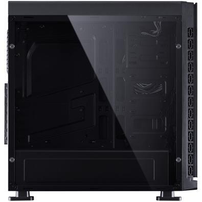 Computador Gamer Movva i5-7400, 8GB, HD 1TB, SSD 160GB, GTX 1050 TI 4GB, Linux - 29655