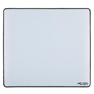 Mousepad Gamer Glorious, Speed e Control, Extra Grande (410x460mm), Branco - GW-HXL