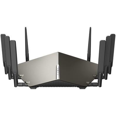 Roteador Wireless D-Link, 6000Mbps, 8 Antenas - DIR-X6060