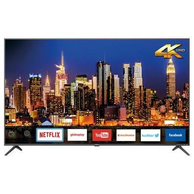 Smart TV LED 58´ 4K UHD Philco, Conversor Digital, 4 HDMI, 2 USB, HDR - PTV58F80SNS