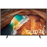 Smart TV QLED 49´ UHD 4K Samsung, 4 HDMI, 2 USB, Bluetooth, Wi-Fi, Modo Ambiente, Pontos Quânticos, HDR - QN49Q60RAGXZD