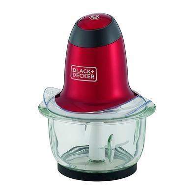 Miniprocessador de Alimentos Black + Decker Perfect Fusion, 230W, 110V, Vermelho - MP200V-BR