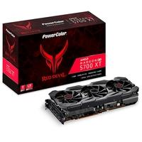 Placa de Vídeo PowerColor AMD Radeon Red Devil RX5700 XT, 8GB, GDDR6 - AXRX 5700XT 8GBD6-3DHE/OC