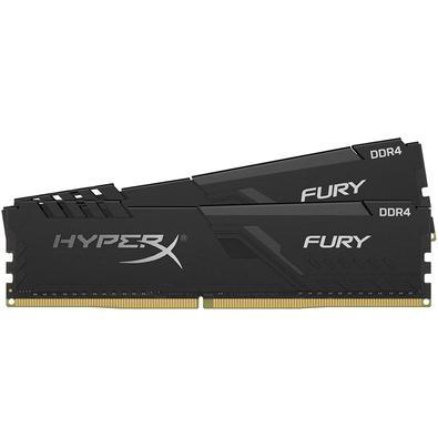 Memória Ram 64gb Kit(2x32gb) Ddr4 3000mhz Hx430c16fb3k2/64 Hyperx