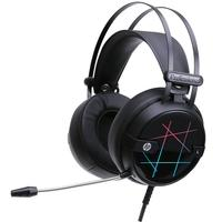 Headset Gamer HP H160G, LED, Drivers 40mm - 4QN20AA#AC4