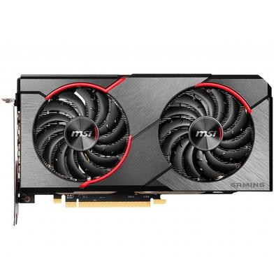 Placa de Vídeo MSI AMD Radeon RX 5500 XT Gaming X 8G, 8GB, GDDR6 - Radeon RX 5500 XT Gaming X 8G