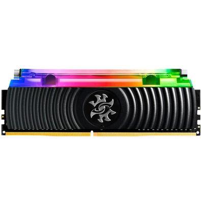 Memória XPG Spectrix D80, RGB, 8GB, 3600MHz, DDR4, CL18 - AX4U360038G18A-SB80