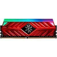 Memória XPG Spectrix D41, RGB, 8GB, 4133MHz, DDR4, CL19, Vermelho - AX4U413338G19-SR41