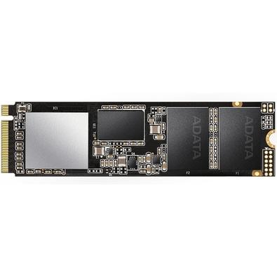 SSD XPG SX8200 Pro, 2TB, M.2, PCIe, NVMe, Leituras: 3500Mb/s e Gravações: 3000Mb/s - ASX8200PNP-2TT-C
