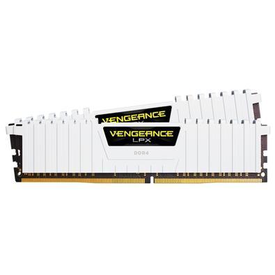 Memória Ram Vengeance 16gb Kit(2x8gb) Ddr4 2666mhz Cmk16gx4m2a2666c16w Corsair