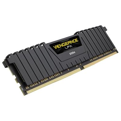 Memória Corsair Vengeance LPX 64GB (8x8GB) 3800Mhz DDR4 C19 Black - CMK64GX4M8X3800C19