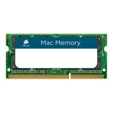 Memória Corsair Para MAC 8GB 1333Mhz DDR3 C9 - CMSA8GX3M1A1333C9
