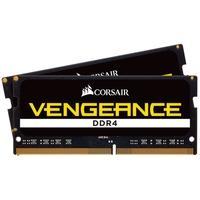 Memória Corsair Vengeance Para Notebook 16GB (2x8GB) 2400Mhz DDR4 C16 - CMSX16GX4M2A2400C16