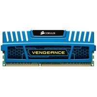 Memória Corsair Vengeance 8GB (2x4GB) 1600Mhz DDR3 C9 Blue - CMZ8GX3M2A1600C9B