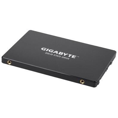 SSD Gigabyte, 1TB, SATA, Leituras: 550Mb/s e Gravações: 500Mb/s - GP-GSTFS31100TNTD