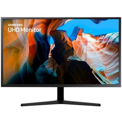 "Monitor 32"" Led Samsung 4k - Ultra Hd - U32j590uql"