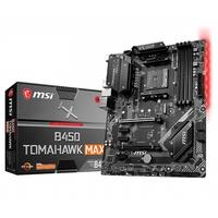 Placa-Mãe MSI B450 Tomahawk Max, AMD AM4, ATX, DDR4