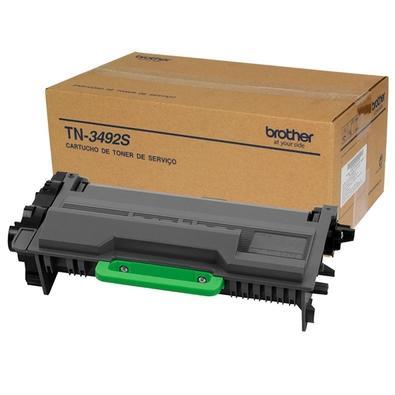Toner Brother TN3492S, Preto - TN3492S