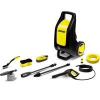 Lavadora de Alta Pressão Karcher K3 Premium Kit Auto, 1500W, 110V, Preto/Amarelo - 93982640