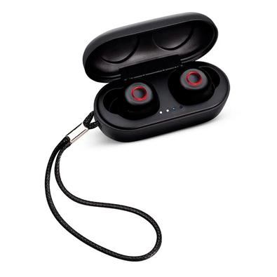 Fone de Ouvido Bluetooth Multilaser Earphone TWS Touch Pulse, Recarregável, Resistente à Respingos - PH320