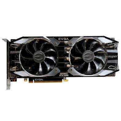 Placa de Vídeo EVGA NVIDIA GeForce RTX 2080 Super XC Ultra Overclocked 70C Gaming, 8GB, GDDR6 - 08G-P4-3183-KR