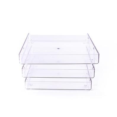 Caixa de Correspondência Tripla Menno, Cristal - 2876-2403