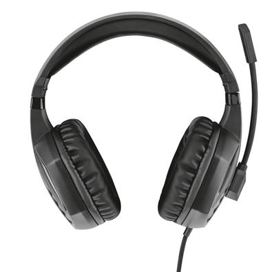 Headset Gamer Trust GXT 412 Celaz, Drivers 50mm - 23373