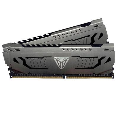 Memória Ram Viper 16gb Kit(2x8gb) Ddr4 3600mhz Pvs416g360c7k Patriot