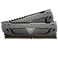 Memória Patriot Viper Steel 16GB (2x8GB), 3600MHz, DDR4, CL17 - PVS416G360C7K