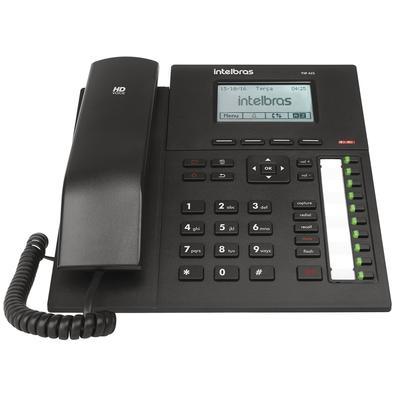 Telefone IP Intelbras TIP 425, Preto - 4060425