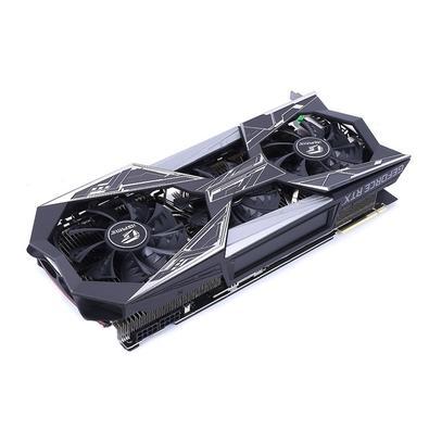 Placa de Vídeo Colorful iGame NVIDIA GeForce RTX 2080 Super Vulcan X OC, 8GB, GDDR6 - iGame GeForce RTX 2080 SUPER Vulcan X OC
