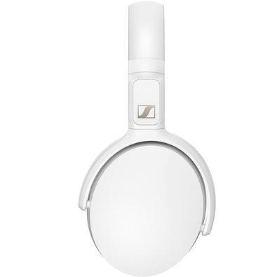 Fone de Ouvido Bluetooth Sennheiser HD 350BT, Branco - 508385