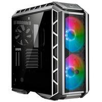 Gabinete Gamer Cooler Master MasterCase H500P Mesh, Mid Tower, ARGB, com FAN, Lateral em Vidro - MCM-H500P-MGNN-S11