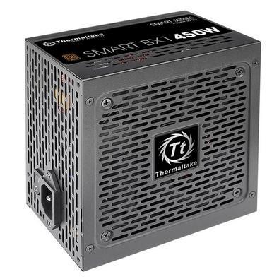 Fonte Thermaltake TT Smart BX1, 450W, 80 Plus Bronze - PS-SPD-0450NNFABB-1