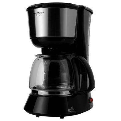 Cafeteira Elétrica Britânia BCF36I, 30 Xícaras, 750W, 110V, Preto/Inox - 63901087
